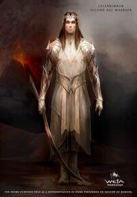 Weta Workshop - Celebrimbor (Shadow of Mordor)