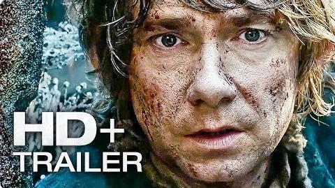 Kolibri8/Der Hobbit - Die Schlacht der fünf Heere - Teaser Trailer