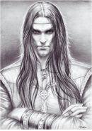 Curufin s oath by venlian