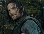 Aragorn Close up - FOTR