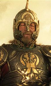 Théoden w ekranizacji Petera Jacksona