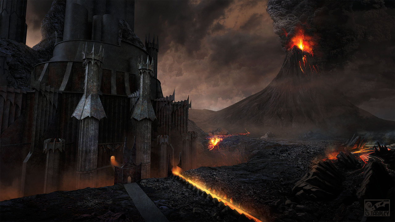 Barad Dûr The One Wiki To Rule Them All Fandom