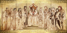 Lords of gondolin by kazuki mendou-d6r4vo6