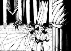 Luis F. Bejarano - Eol attacks Maeglin