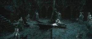 Galadriela w Dol Guldur