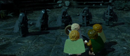 Lego lotr Attack on weathertop