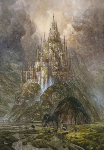 Gondolin The One Wiki To Rule Them All Fandom Powered