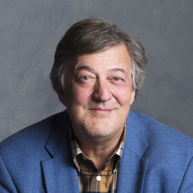 Stephen Fry | The One Wiki to ...