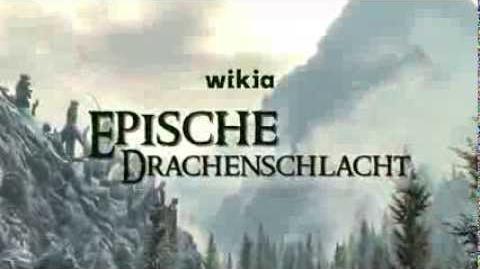 ElBosso/Smaug bei Wikias Epischer Drachenschlacht