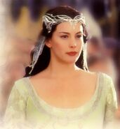 Lord of the rings arwen crown