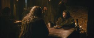 Thorin i Gandalf