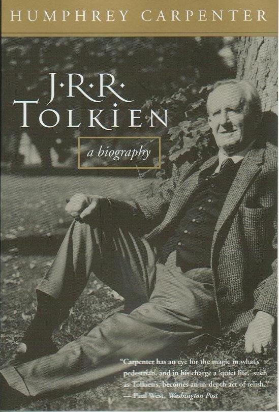 jrr tolkien biography