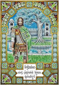 Aldamir of gondor by matejcadil-dc1qr8p