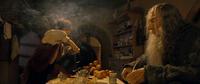Frodo Baggins Gandalf Tells