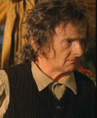 Lotho na 111 urodzinach Bilba - kadr z filmu Władca Pierścieni: Drużyna Pierścienia