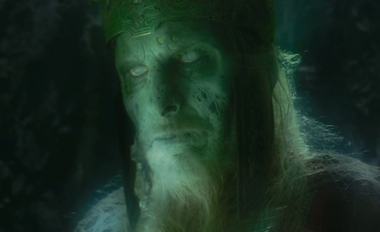 Image result for lord of the rings king of the dead