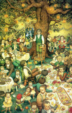 Bilbos Abschiedsfest1