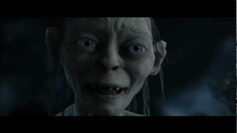 LOTR The Return of the King - Gollum's Villainy