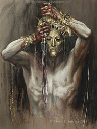 Sacrifice in the templ