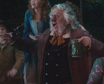 """Gerontius w filmie """"Hobbit: Niezwykła podróż"""