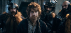 Bilbo admits theft