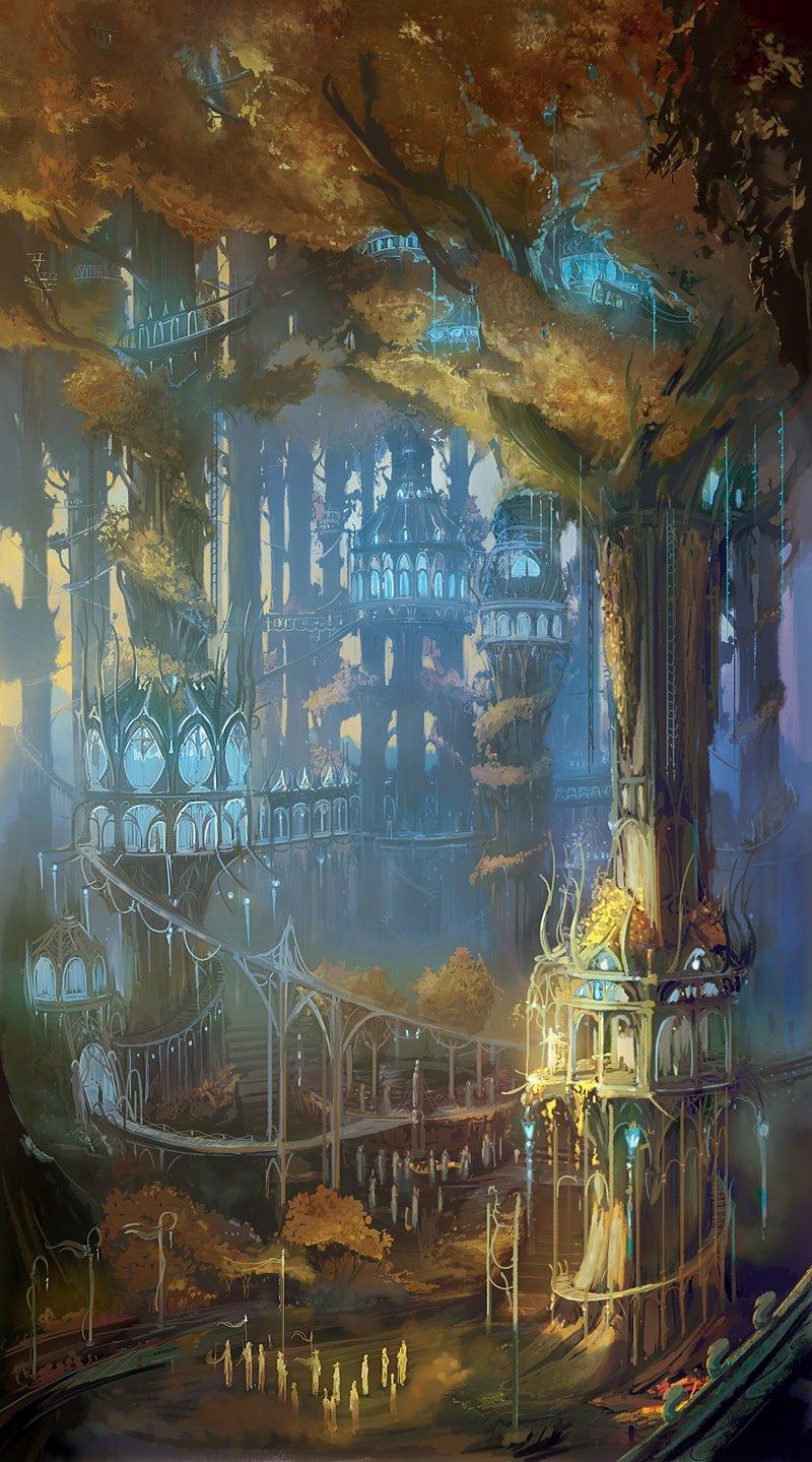 Lothlórien | The One Wiki to Rule Them All | FANDOM powered