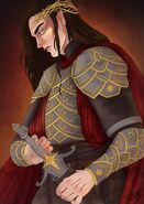 Feanor by Cygnete