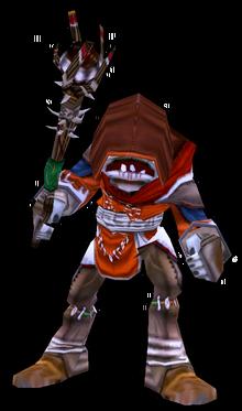 Goblin Mage - Crugbit