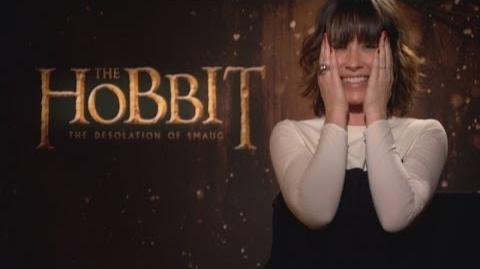 cast of the hobbit sing all i want for christmas is you - All I Want For Christmas Cast