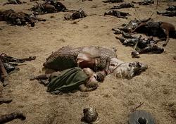 Theoden's death