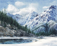 Rob Alexander - Blue Mountain Dwarf Hold