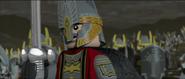 Lego lotr king elenduil 2