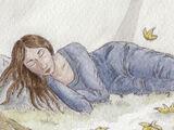 Arwen's grave