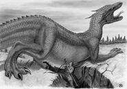Glaurung and turin by hoch spannung-d8j8wdu