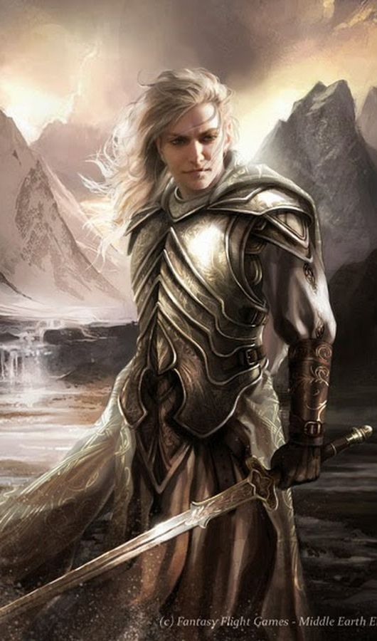 Image result for Glorfindel