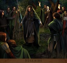 Haleth by steamey