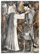 Gandalf faramir ori