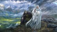 Saruman - grima