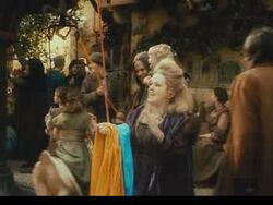 Dwarf Woman Trader