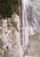 Торин отказывается вести переговоры с Бардом и Трандуилом