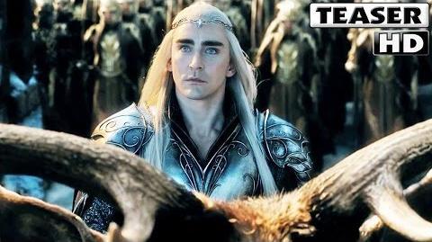 Der Hobbit Die Schlacht der fünf Heere - Teaser