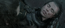 Eomer finds Theodred - Two Towers