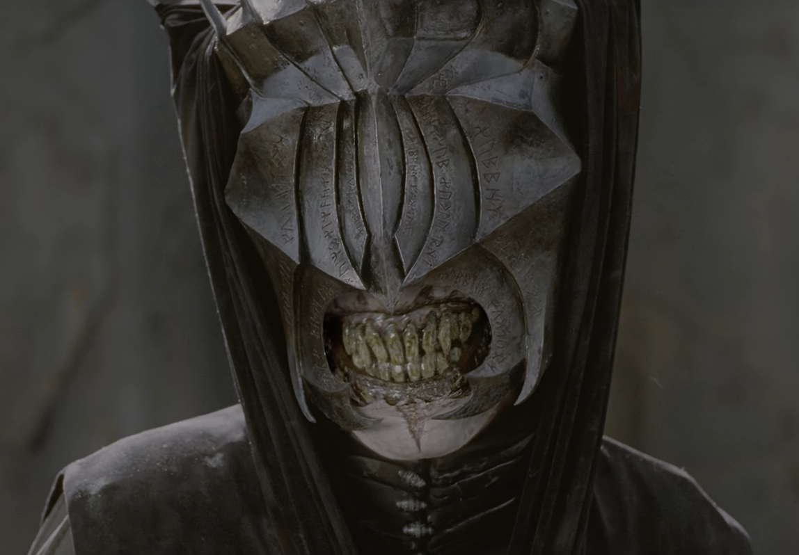 Image result for mouth of sauron