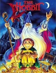 The Hobbit DVD cover