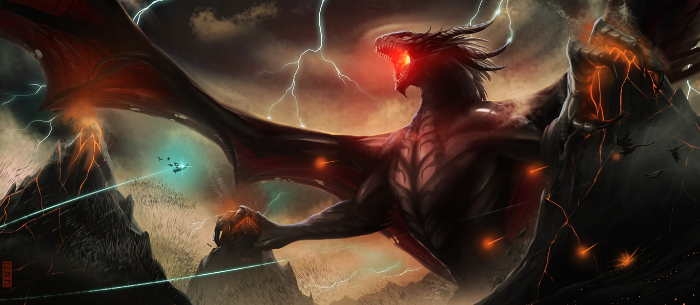 Image result for ancalagon
