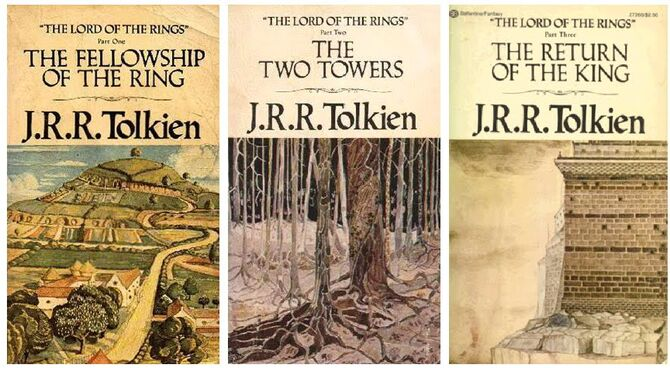 Image result for lord of the rings series