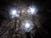 The three Silmarils