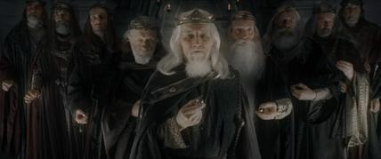 Nine Kings of Men