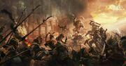 Schlacht um Thal und den Erebor