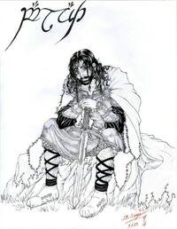 310px-Lone warrior amlaith by jin ju